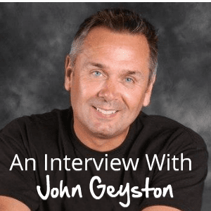 Interview With John Geyston Part 2 – Episode #106