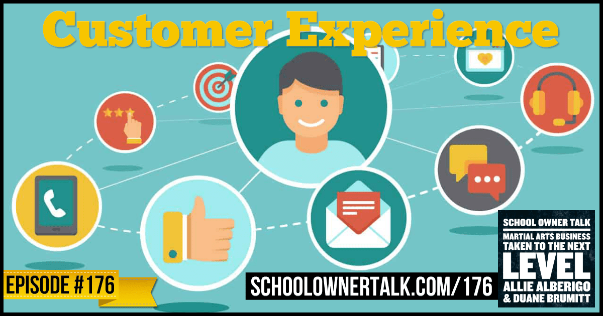 Customer Experience – Episode #176