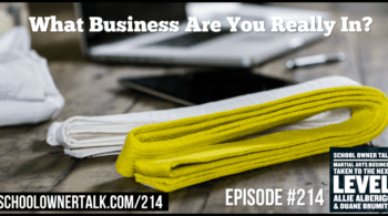 What business are you really in?