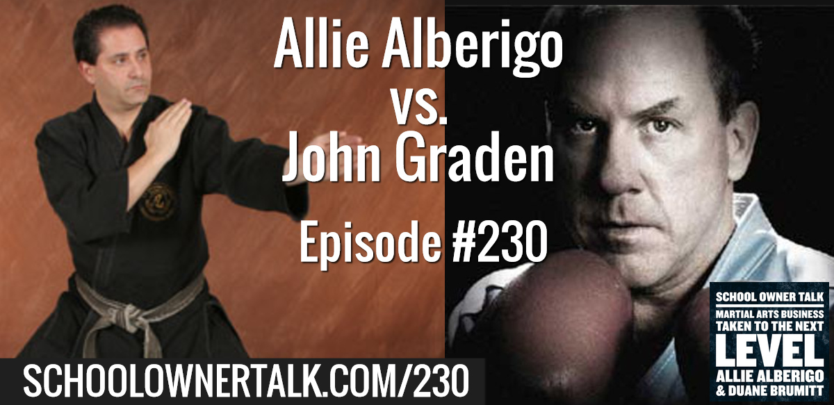 330. Allie Alberigo vs. John Graden