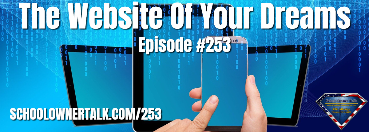 253. The Website Of Your Dreams