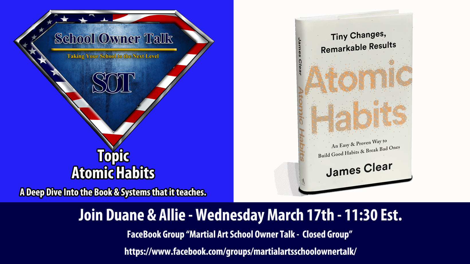 271 | Book Review Atomic Habits By: James Clear