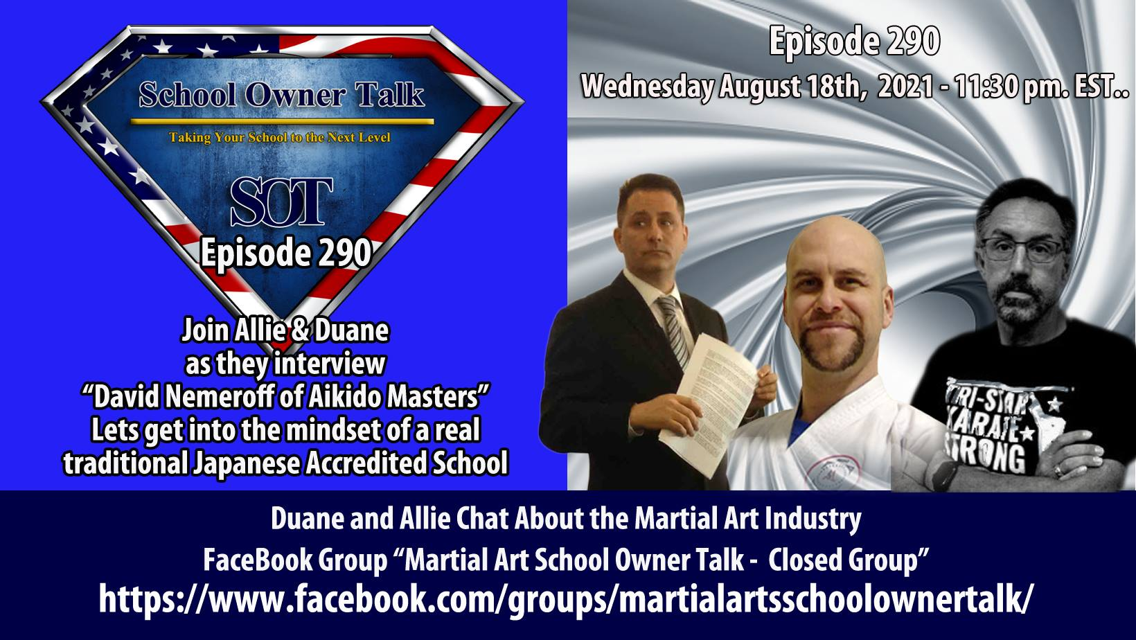 290   Interview with David Nemeroff