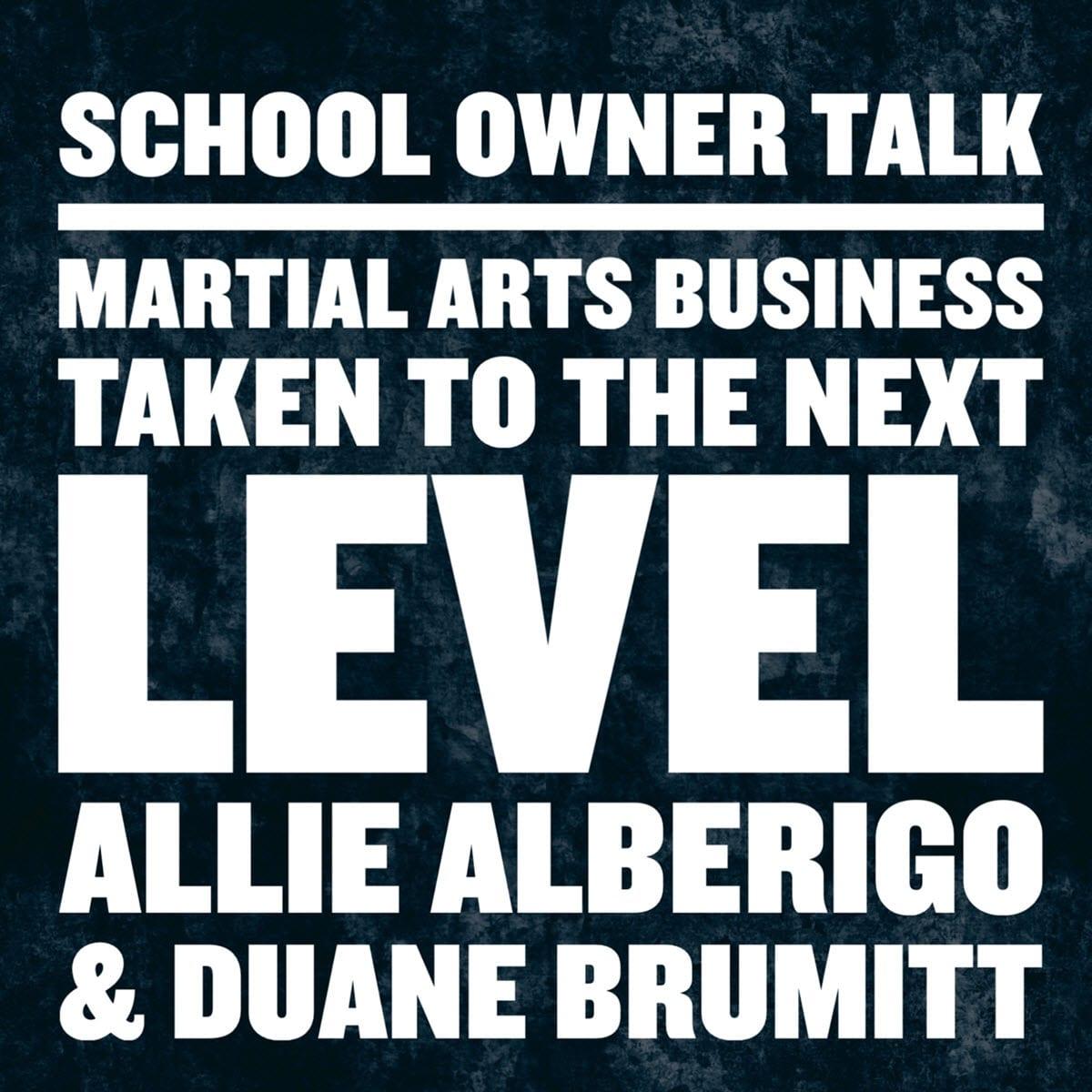 Martial Art Entrepreneur Mindset – Episode #132