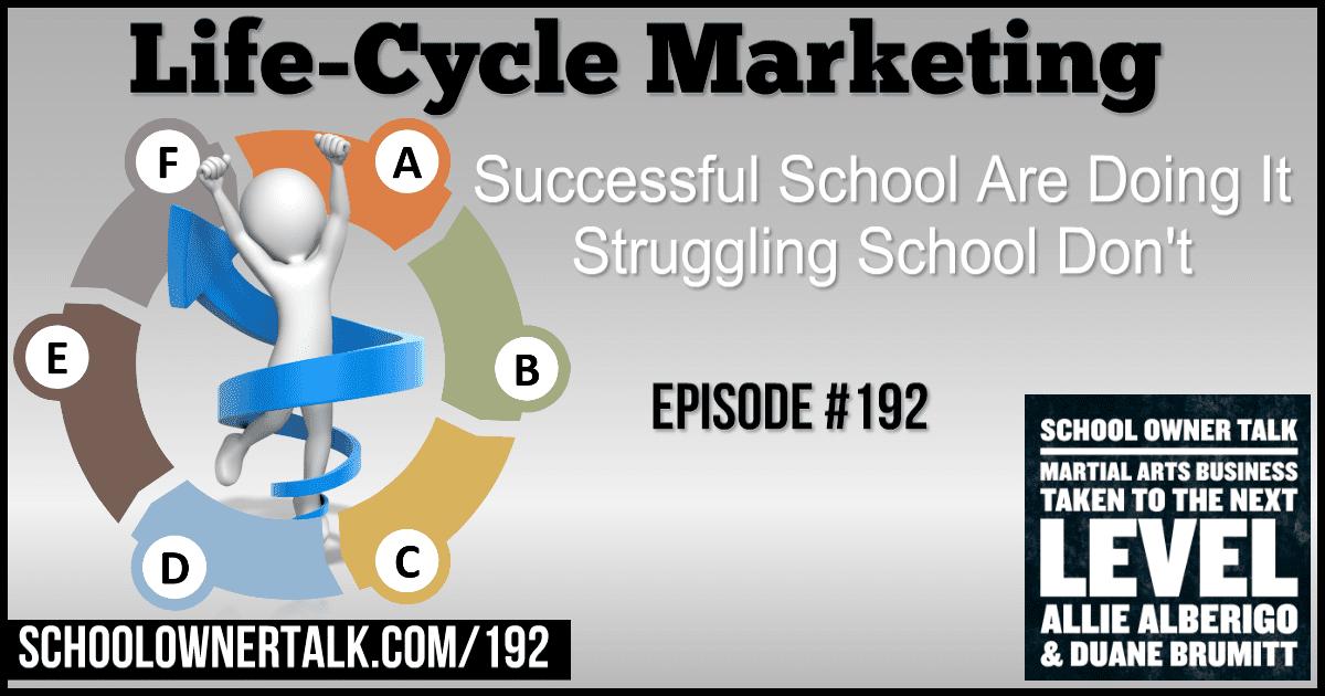 Life-Cycle  Marketing – Episode #192