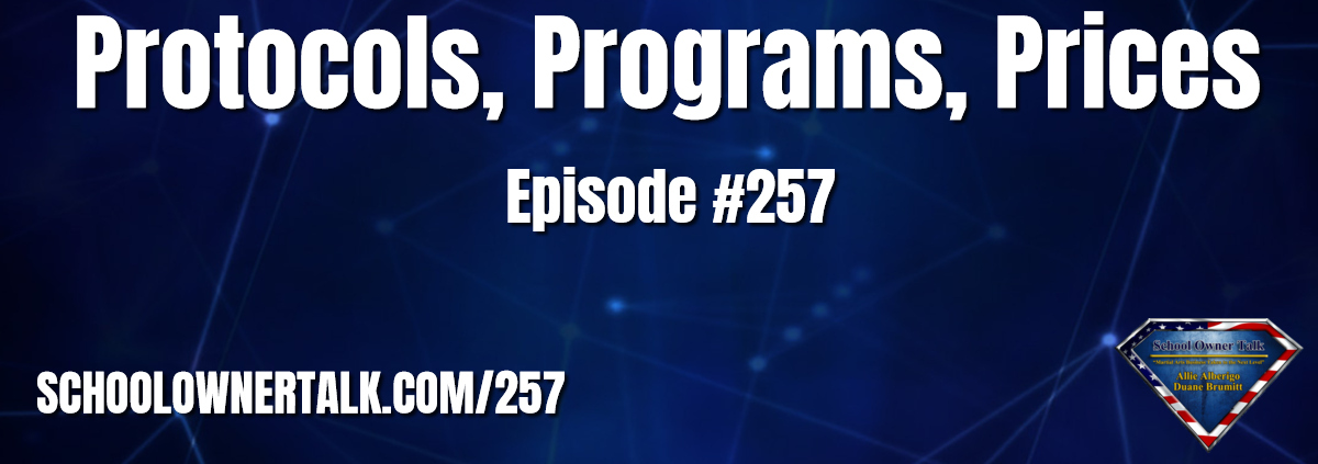 257. Protocols, Programs, Prices