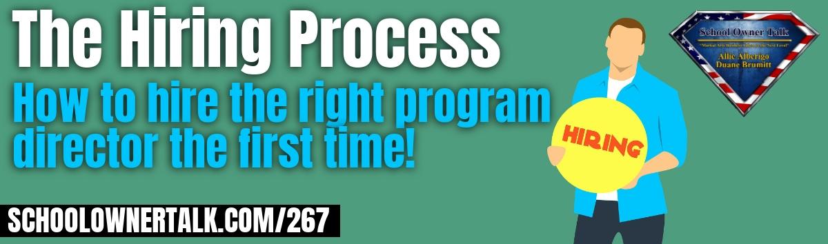 267 | The Hiring Process