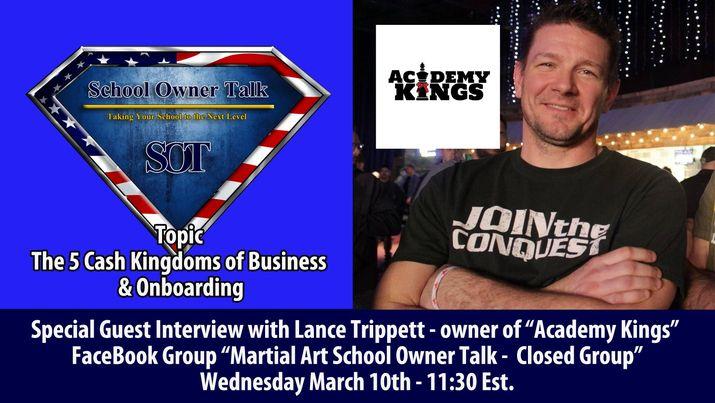 270 | An Interview With Lance Trippett