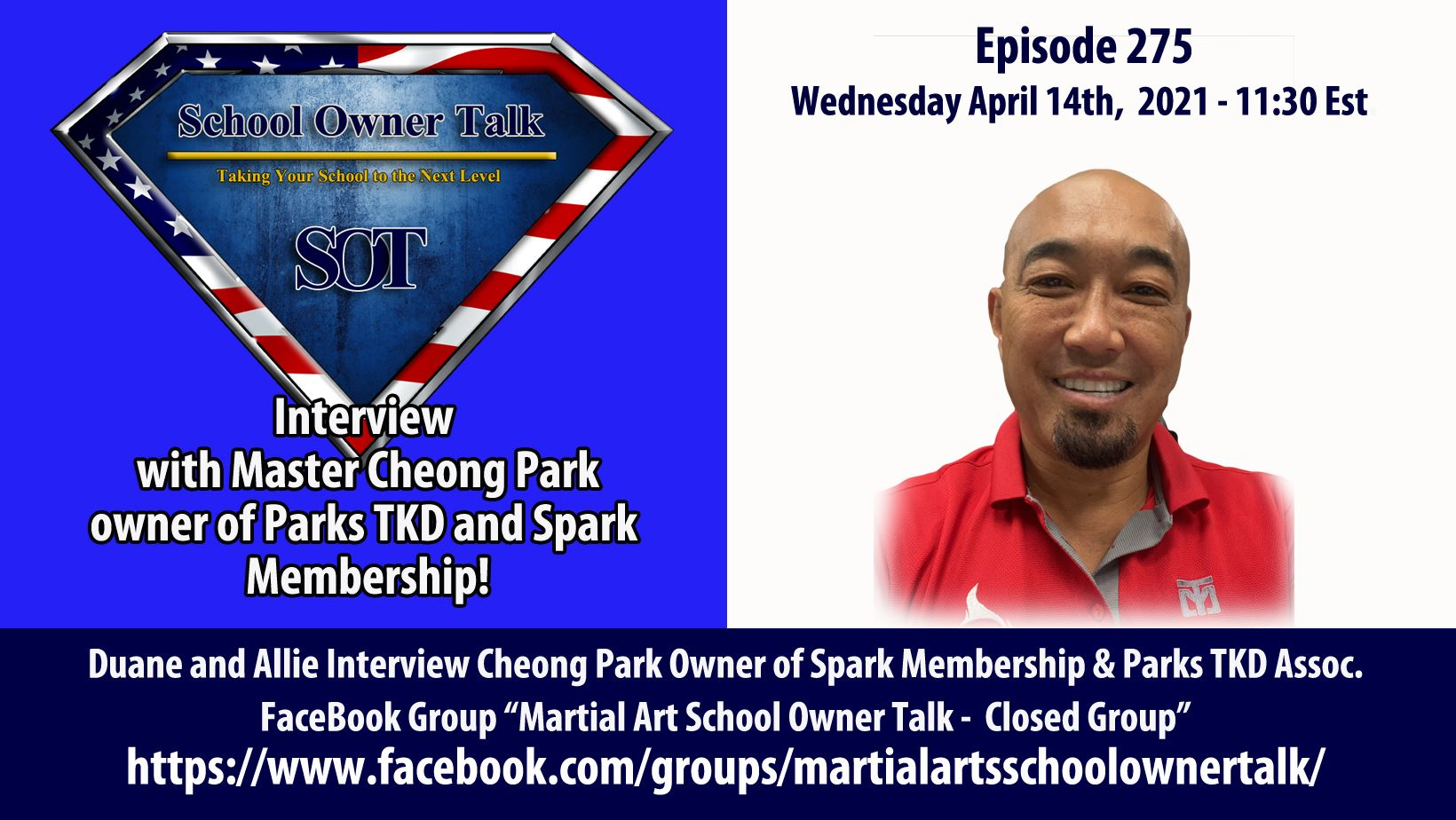 275 | Interview With Cheong Park
